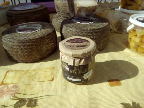 Paté de Queso de El Llano Jaral