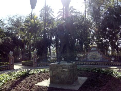 Estatua del Festero