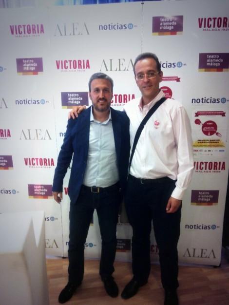 Todo un CRACK, Diego Coquillat, creador del concepto del #SocialMediaRestauranting