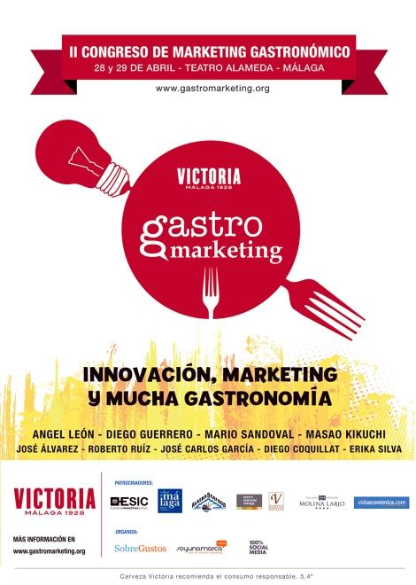 2º Congreso GastroMarketing en Málaga